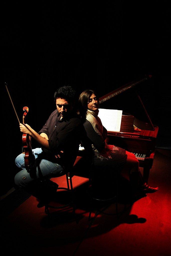 Piano vs Violin