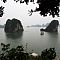 Landscape of Halong Bay